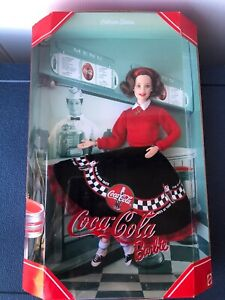 Barbie Coca-Cola Doll Collector Edition 2nd In The Series 24637 NIB
