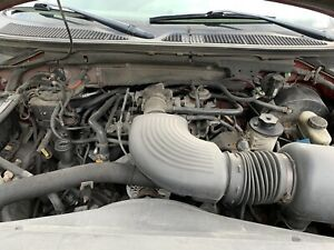 Ford F 150 5 4 Engine Has Egr 110 000 Miles Complete Accessories Oem 2002 2003