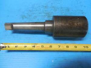 Scully Jones 04124 2 1 4 Morse Taper Shank 4 Tap Driver For Lathe Or Mill