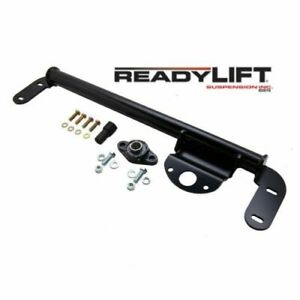Readylift Suspension 67 1090 Steering Box Stabilizer Bar For Dodge Ram 2500 3500