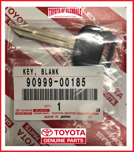 Genuine Toyota Oem New Uncut Non Chip Ignition Blank Master Key 90999 00185