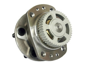 Wheel Bearing And Hub Assembly Fwd Rear Crs Automotive Parts Nt512155
