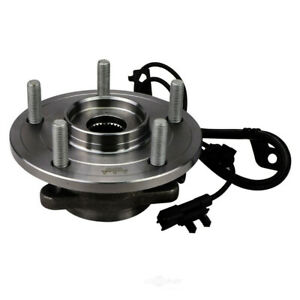 Wheel Bearing And Hub Assembly Awd Rear Right Crs Automotive Parts Nt930869