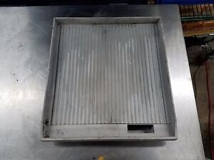 Star Pro Max Panini Press Cast Aluminum Replacement Plate Ps gro362 Cg14spte