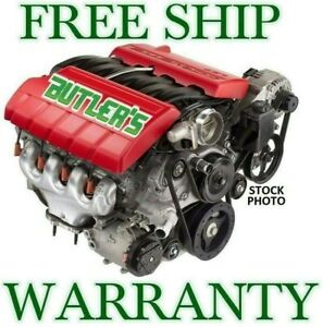 C10 Pickup Engine V8 350 75 76 77 Motor Freeship Warranty Factory Oem