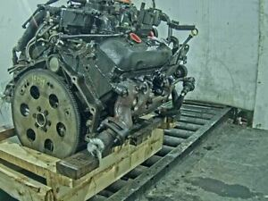 2001 2001 Chevy Blazer S10 Engine Assembly 4 3l 2863405