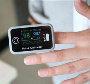 Rechargeable Oled Finger Pulse Oximeter Spo2 Pr Probe Witth Pc Software