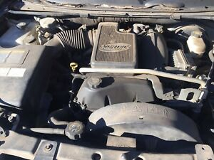 2005 Chevy Trailblazer Gmc Envoy Rainier Engine Oem Vin S 8th Digit 126k 4 2l