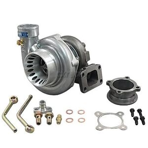 Gt35 T3 Turbo Charger Anti surge Oil Water Cooled For Civic Integra Fitting