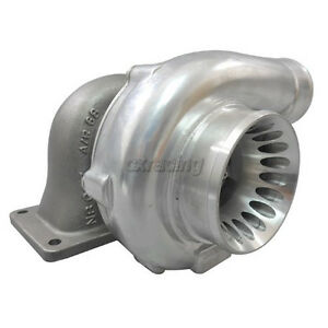 Cxracing Stage Iii Ceramic Ball Bearing Gt35 Gt3582r Turbo Charger T4 600 Hp