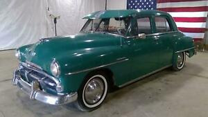 1951 Plymouth Cranbrook 3 Speed Manual Transmission Assembly