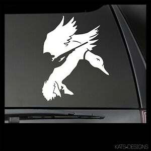 Duck Hunter Duck Hunting Hunting Decal Car Truck Window Sticker Out H3
