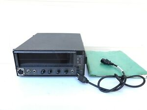 Audio Control Sa 3050a Third Octave Real Time Spectrum Analyzer W manual