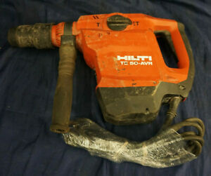 Hilti Te 50 avr Hammer Drill Corded Electric Combihammer