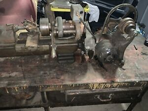 South Bend Precision Lathe 9 Model A W 8ft Table