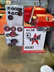Star Brake Lathe Model 1600