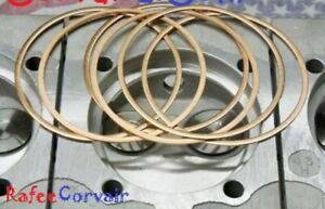 1965 69 Corvair Set Of 6 Copper Head Gaskets Size 042 Get More 4 Your Money
