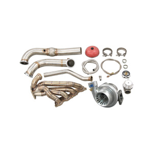Cxracing Thick Wall Turbo Manifold Kit For 96 00 Honda Civic Ek With K20 Engine