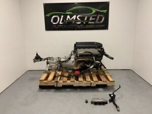 73k 2011 2014 Mustang Gt Coyote 5 0 Engine 6 Spd Manual Transmission Pullout