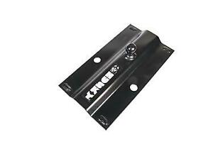 31368 Husky Towing Multi Fit In Bed Fixed Offset Ball 25k Gooseneck Hitch