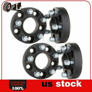 4pcs 1 25 Thick 5x4 5 5x114 3 Wheel Spacers For 2002 2012 Jeep Liberty