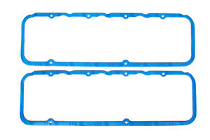 Fel pro Valve Cover Gasket Set Bbc W 5 0in Bore Center P n 1696