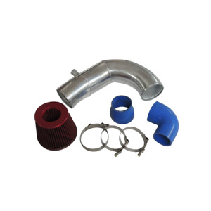 4 Turbo Cold Air Intake Pipe Filter For 87 93 5 0 Mustang Vortech V3 Sc