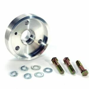 Bbk 1591 Underdrive Crank Pulley Kit Aluminum For 1993 97 Camaro Firebird Lt 1