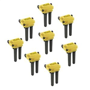 Accel 140038 8 Supercoil Direct Ignition Coil Set