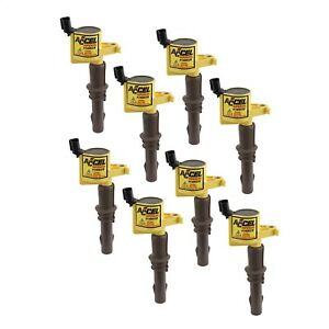 Accel 140033e 8 Supercoil Direct Ignition Coil Set