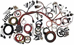 1961 64 Chevy Impala American Autowire Classic Update Wiring Harness 510063