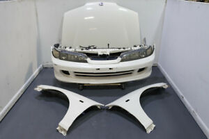 Honda Type R Dc2 Acura Integra Used Complete Front End Cut Championship White