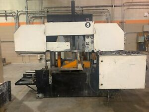 Behringer Automatic Horizontal Bandsaw Hbp 360a