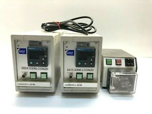 2 Ge Wave Biotech Loadcont20 Loadcell 20 50 Module Control With Biotech Pump20 l