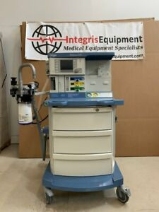 Drager Fabius Gs Anesthesia Machine Volume pressure Control Biomed Certified