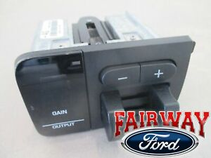 2008 Super Duty F 250 F 350 F 450 Oem Ford In dash Trailer Brake Control Module