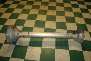 05 06 C6 Rear Drive Shaft Manual Transmission T56 Torque Tube Support