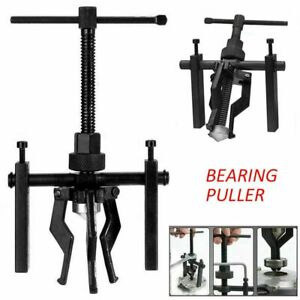 3jaw Pullers Pilot Bearing Puller Set Bushing Gear Extractor Heavy Duty Suv Tool