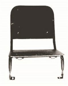 Seat Frame Front Right Omix 12011 02 Fits 1941 Willys Mb