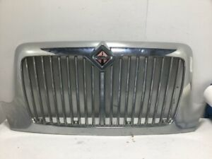 2007 International 4300 Chrome Grille Assembly