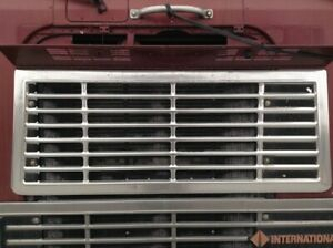 1989 International 9670 Grille Upper Grille Only