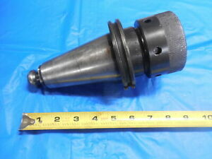 Collis Cat 50 Collet Chuck Tool Holder 50vf 150sa 3 0 Pro B1 Cat50 Cnc Mill Usa