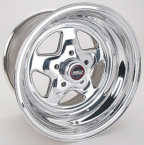 Weld Racing 15 X 10in Pro Star 5 X 4 5in 5 5in Bs P n 96 510210