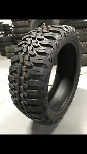 4 New 33x12 50r22 Haida Mud Champs Load E 10 Ply Quiet On Highway 33125022