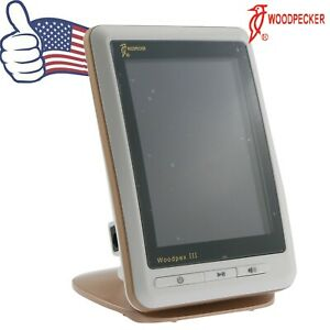 Woodpecker Dental Apex Locator Endodontic Root Canal Finder Original Woodpex Iii