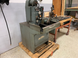 Sunnen Precision Honing Machine with Tooling Mbb1650 ms