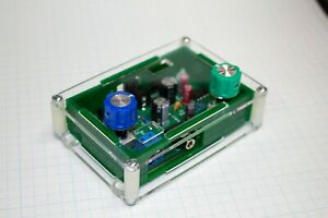 Morse Code telegraph Cw Oscillator Pitch Variable Twin T Version With Case