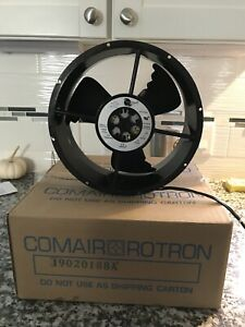 New In Box Comair Rotron 19020188a Model Cle2l2 Fan 550 Cfm