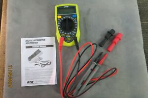 Performance Tool W2969 Pt Digital Automotive Multimeter