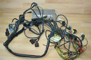 Audi 80 90 Cabrio Coupe 2 0 Abk Engine Compartment Wiring 8a1971072hh Typ89 B4